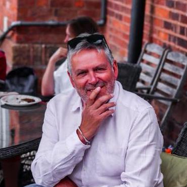 Nigel Roberts, lawyer, writer, author of Belarus Bradt Travel Guide