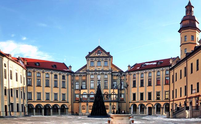 Архитектурные памятники Мира и Несвижа