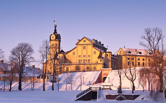 Волшебное рождество в Беларуси