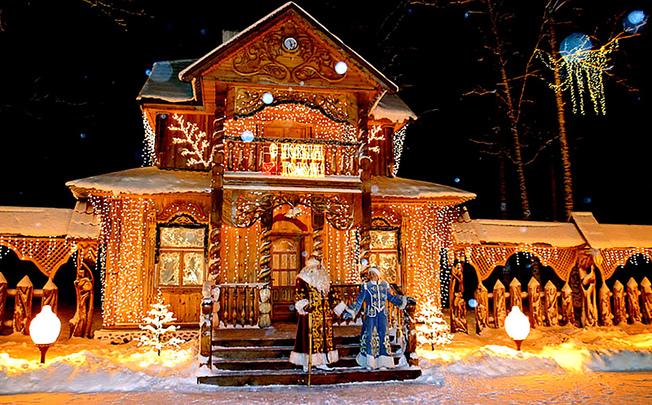 Noël enchanté en Biélorussie