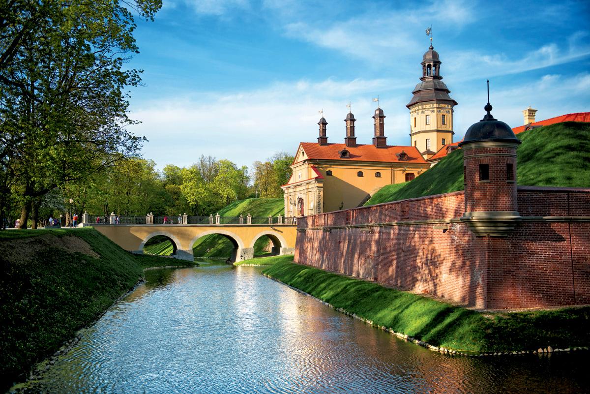 Exploración de Bielorrusia y Países Bálticos