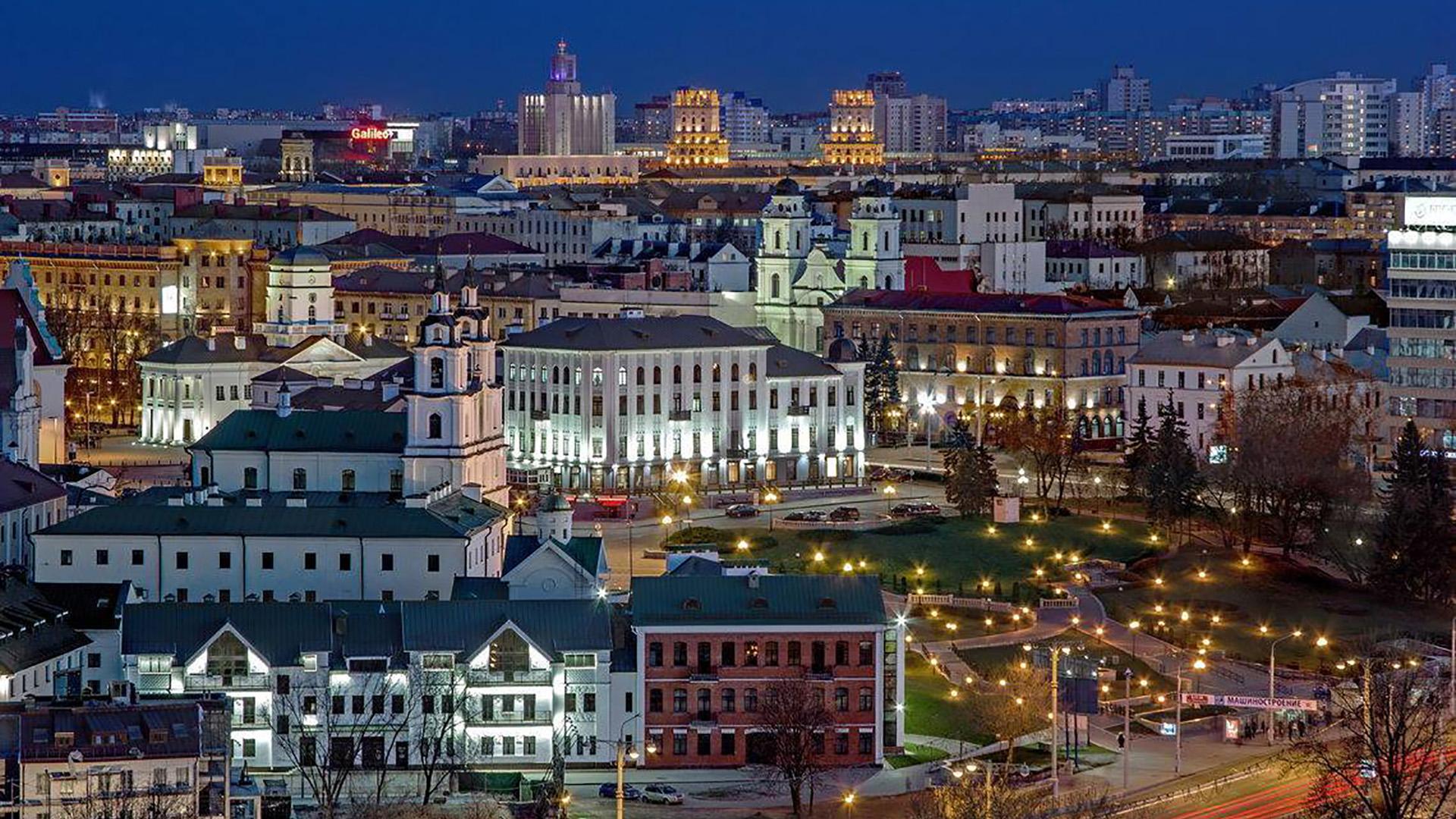 Минск – Белорусская усадьба – Мир – Несвиж