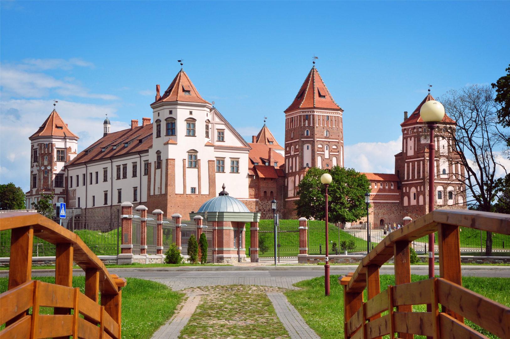 Minsk et ses alentours