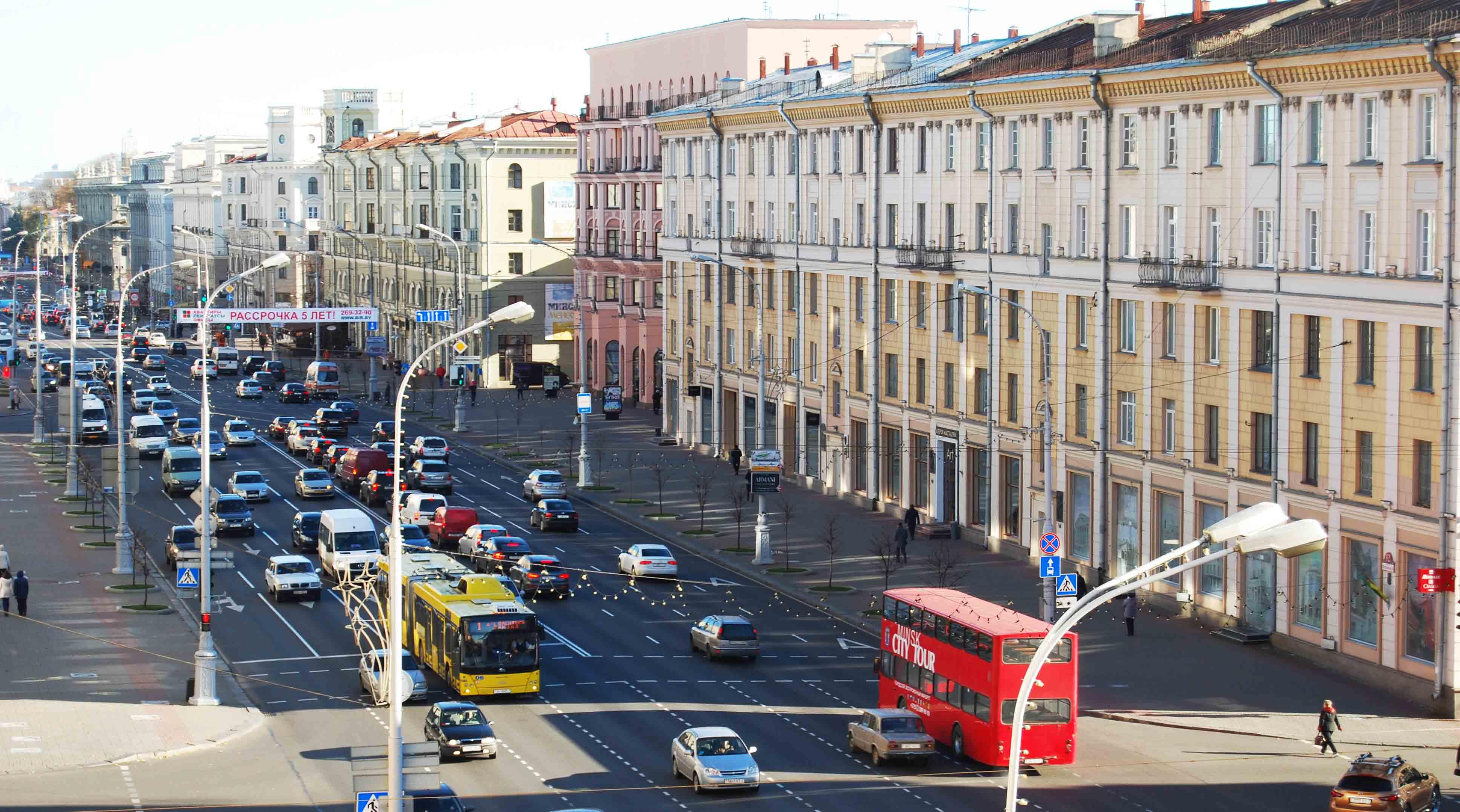 Минск – Мир – Брест – Несвиж