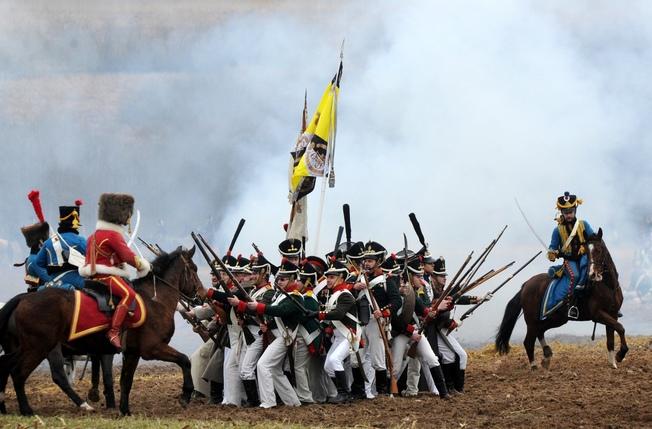 Au cœur de la guerre napoléonienne