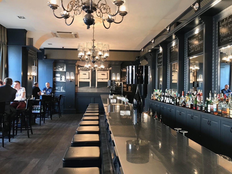 Grand Café in Minsk
