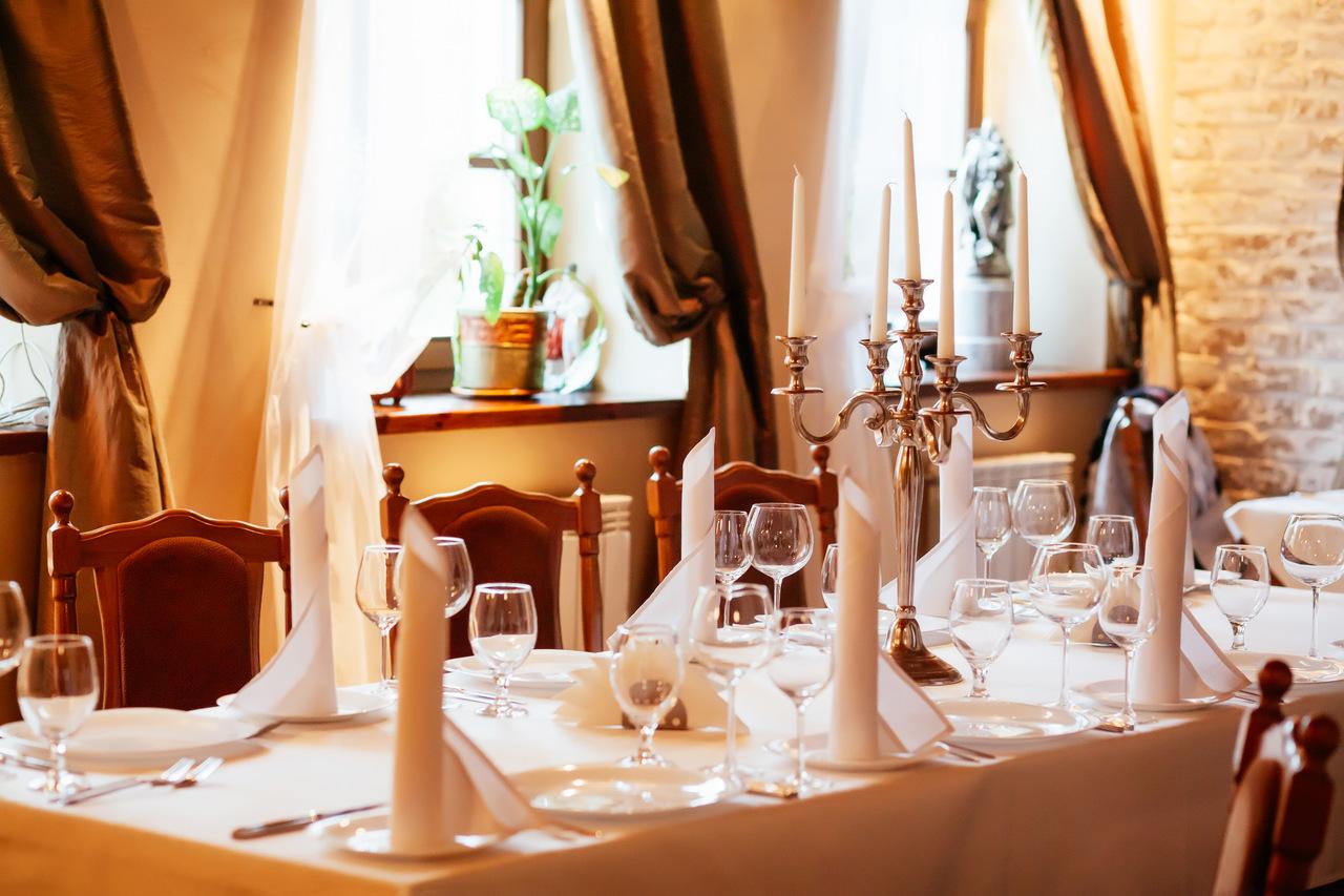 Restaurant «Golden Lion» in Vitebsk