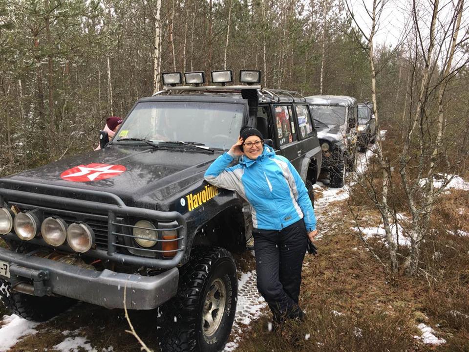 Belarusian safari – Jeep extreme tour at Naliboki pristine forest