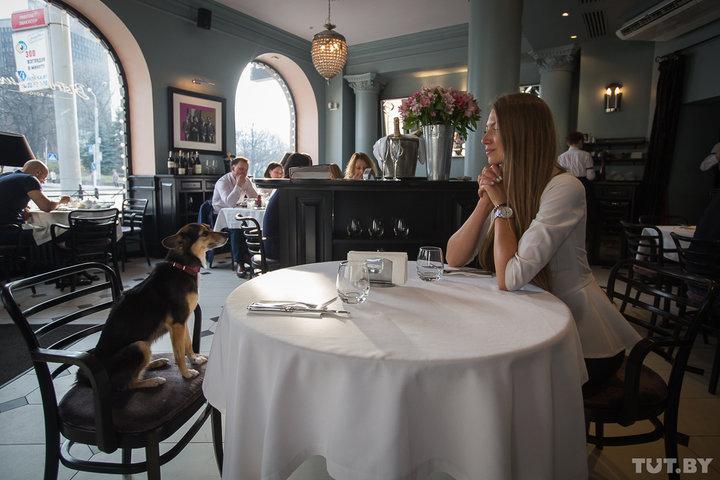 Restaurant Bistro De Lux in Minsk