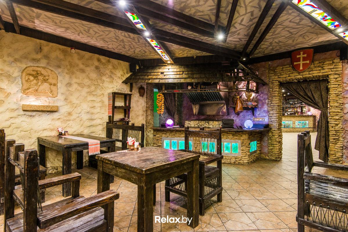 «Kamianitsa» restaurant in Minsk