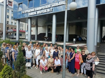 Prime Tour Ltd. has organized an international business meeting for Estonian nurses to Belarus.