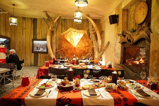 restaurant «Expedition» in Minsk
