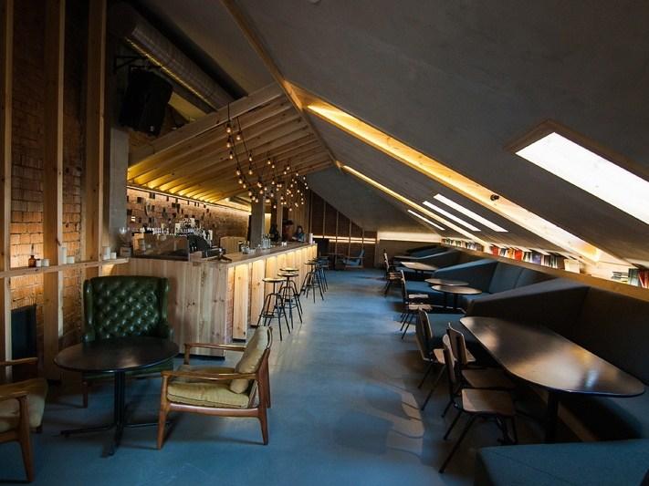 Cherdak Bar