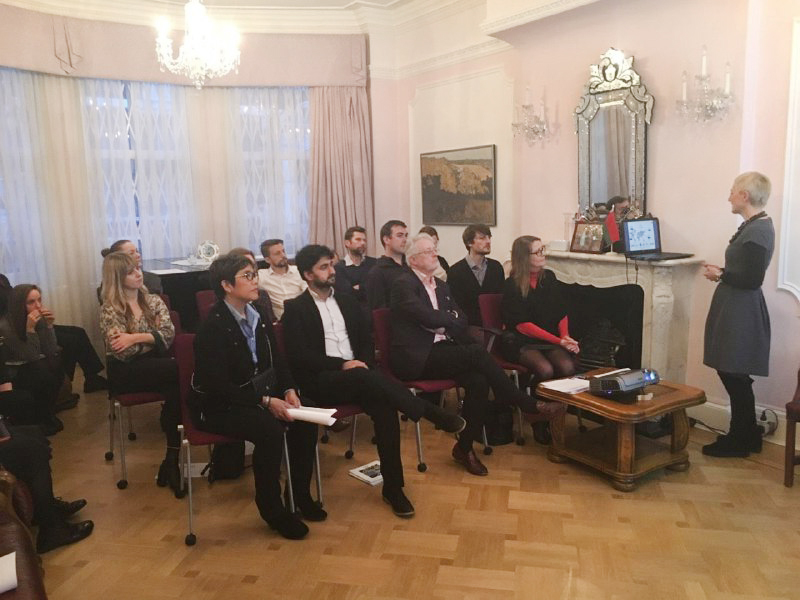 Belarus Tourism Presentation in the UK Embassy