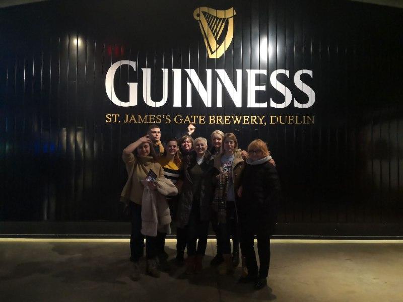 Celebrating 10 years in Dublin!