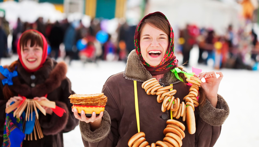 Welcoming spring with Maslenitsa