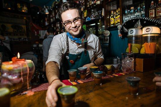 El Pushka Bar