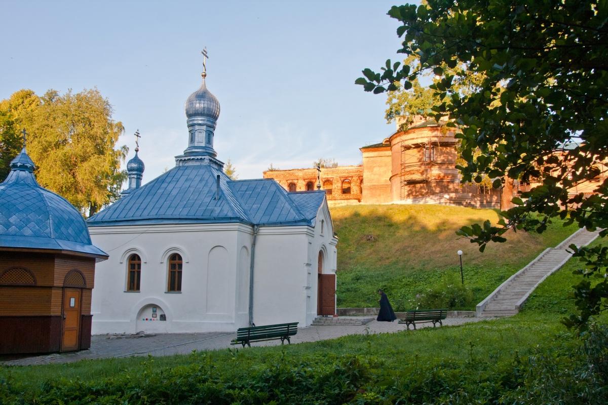 Pustynski monastery