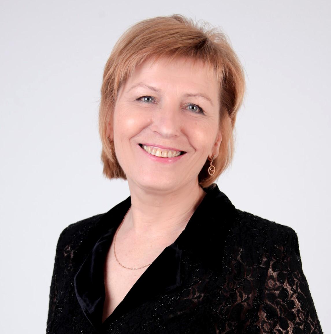 Larisa Shchetsko