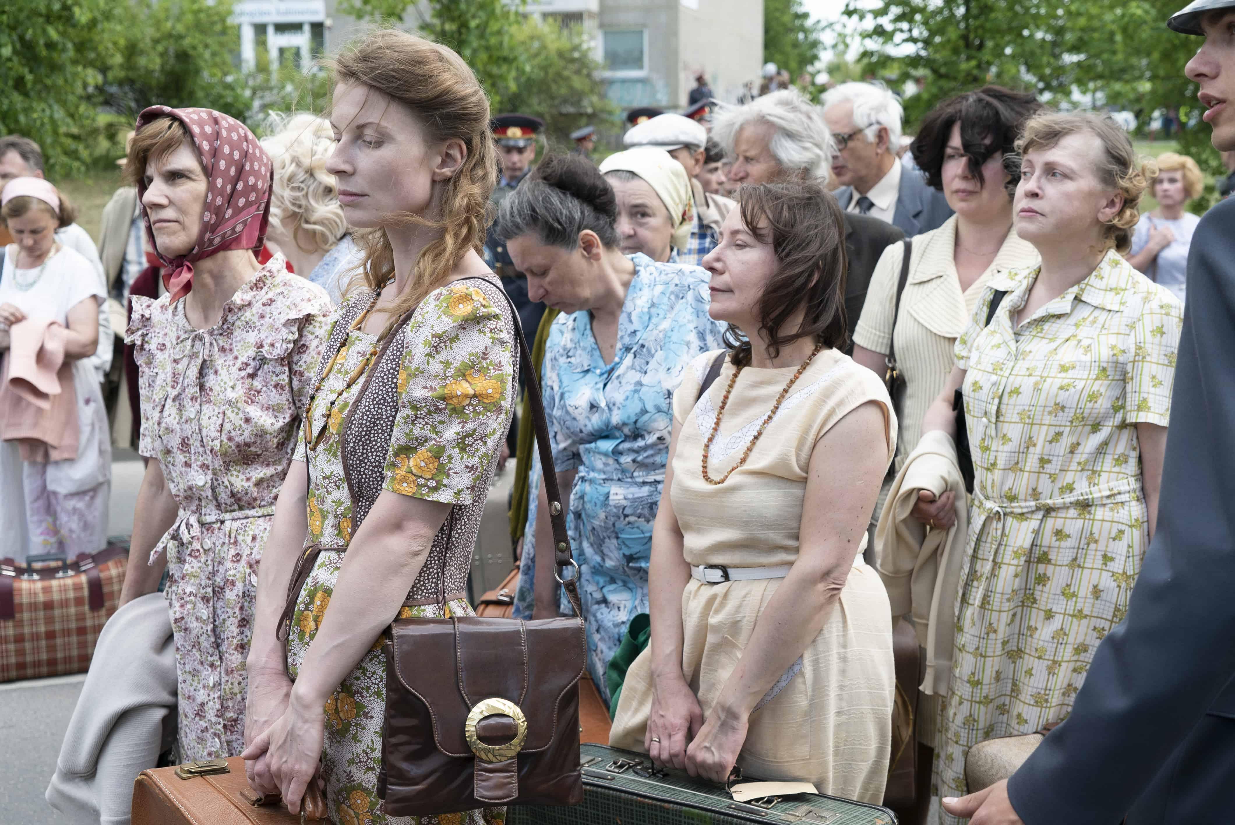 L'excursion sur le thème de Chernobyl, la série de HBO